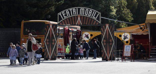 GIROVAGO E RONDELLA & LA COMPAGNIA DROMOSOFISTA (Ιταλία – Αργεντινή)